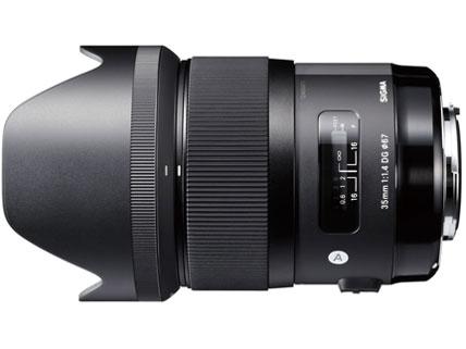 35mm F1.4 DG HSM [ペンタックス用]