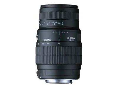 70-300mm F4-5.6 DG MACRO (ソニー用)