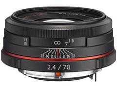 HD PENTAX-DA 70mmF2.4 Limited [ブラック]