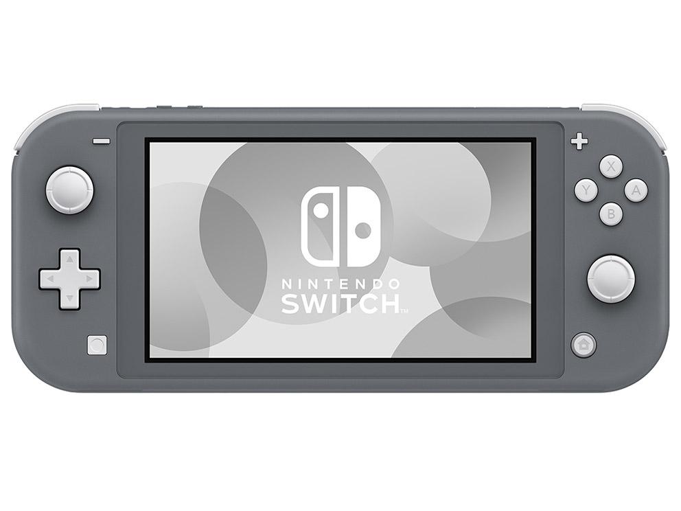 Nintendo Switch Lite [グレー]