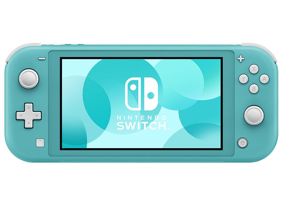 Nintendo Switch Lite [ターコイズ]