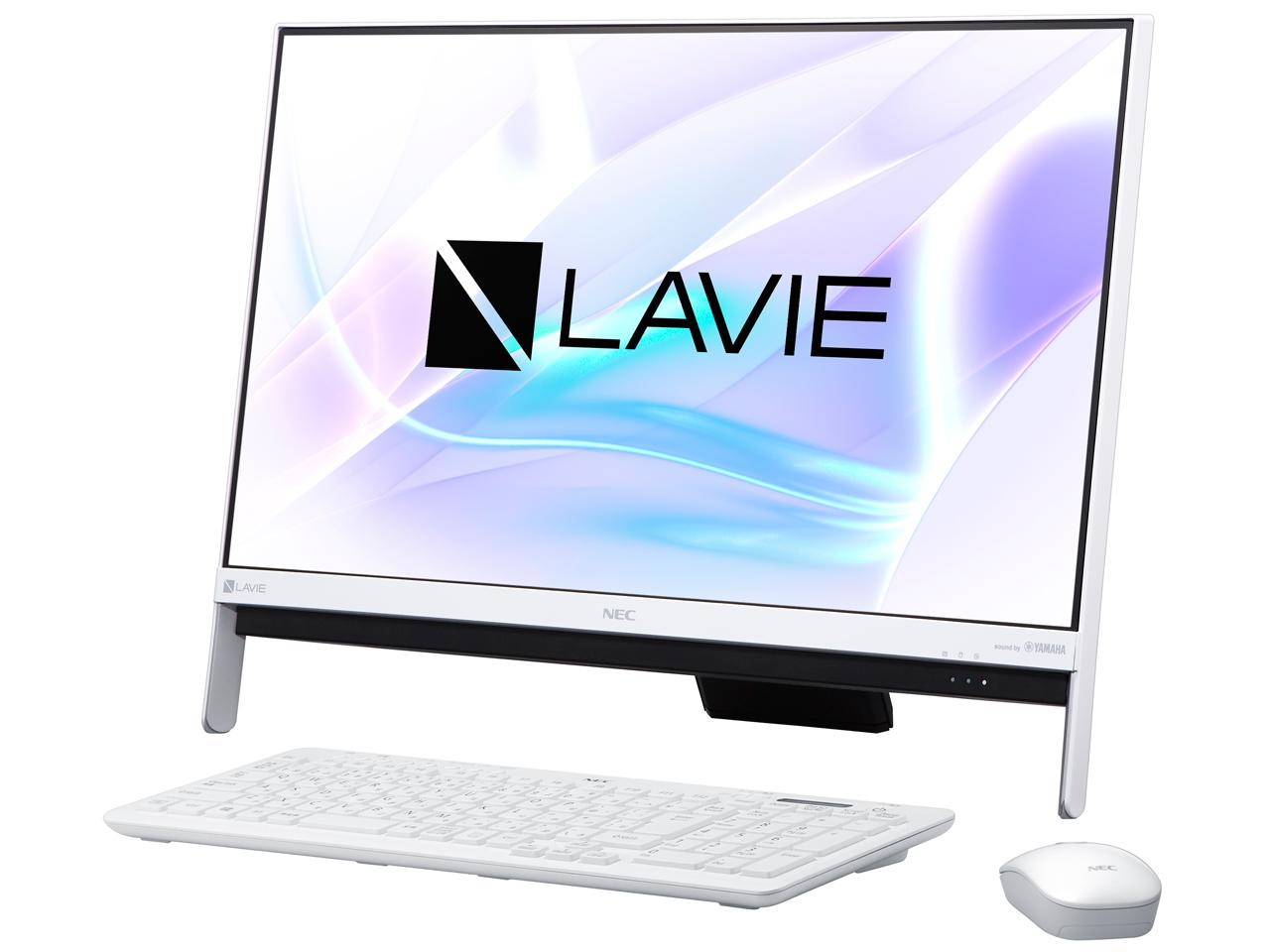 LAVIE Desk All-in-one DA350/HAW PC-DA350HAW