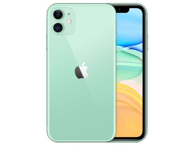 iPhone 11 128GB SIMフリー [グリーン] (SIMフリー)