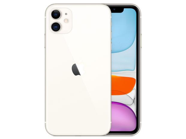 iPhone 11 64GB SIMフリー [ホワイト] (SIMフリー)
