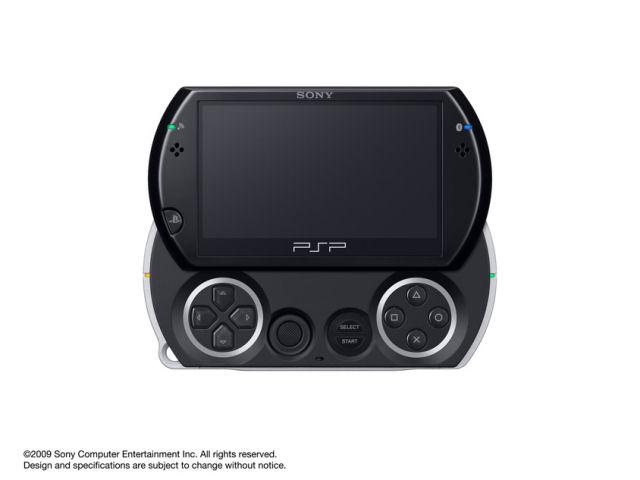 PSP プレイステーション・ポータブル go ピアノ・ブラック PSP-N1000PB