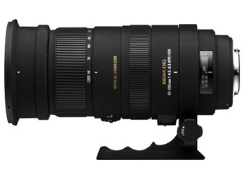 APO 50-500mm F4.5-6.3 DG OS HSM (キヤノン用)