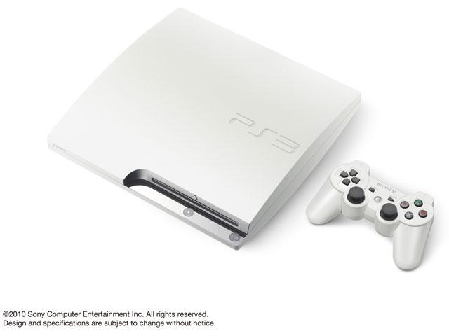 プレイステーション3 HDD 160GB クラシック・ホワイト CECH-2500A LW