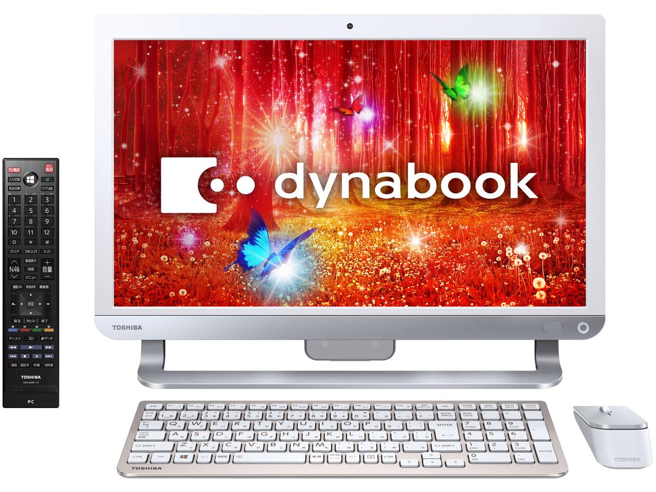 dynabook D51 D51/PW PD51PWP-SHA [リュクスホワイト]