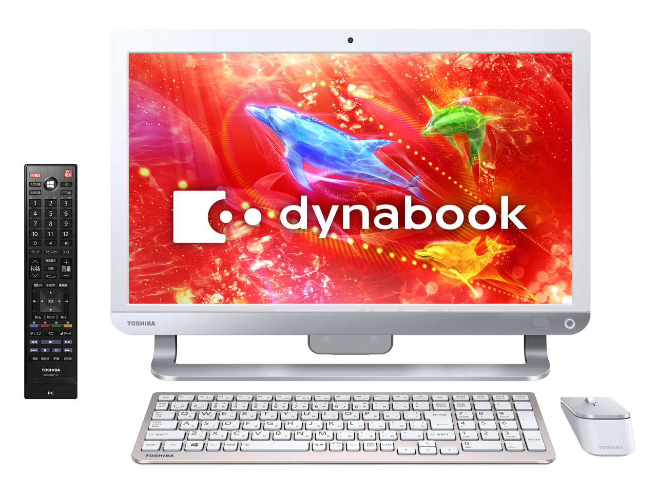 dynabook D51 D51/RW PD51RWP-SHA [リュクスホワイト]