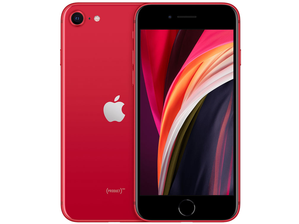 iPhone SE 第2世代 (PRODUCT)RED 64GB docomo [レッド]