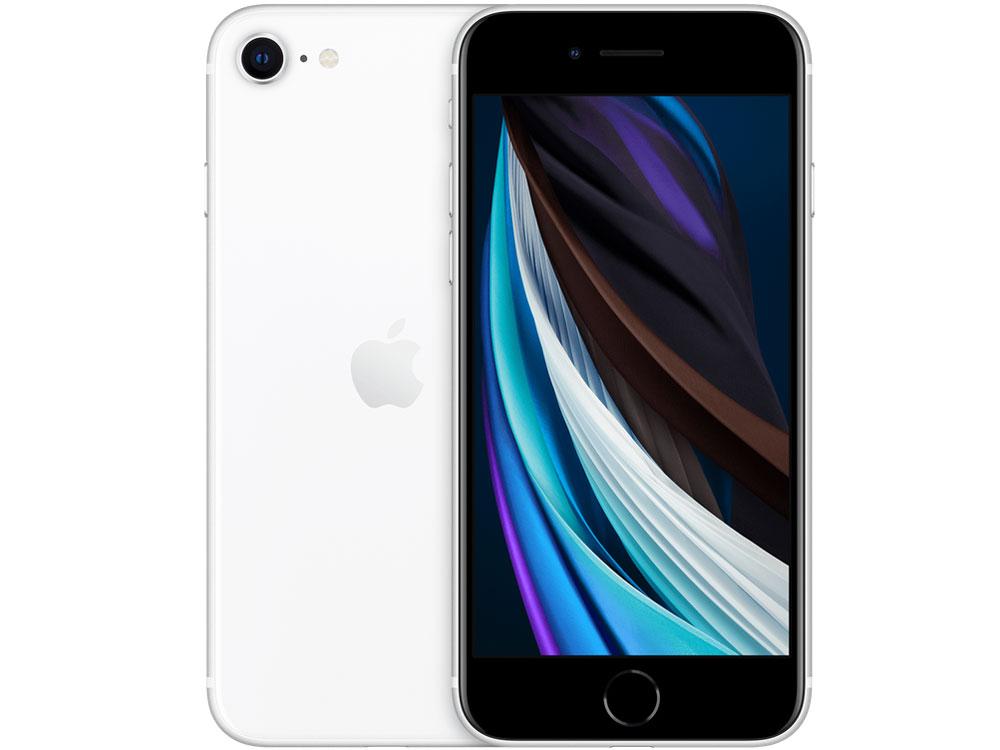 iPhone SE 第2世代 128GB docomo [ホワイト]