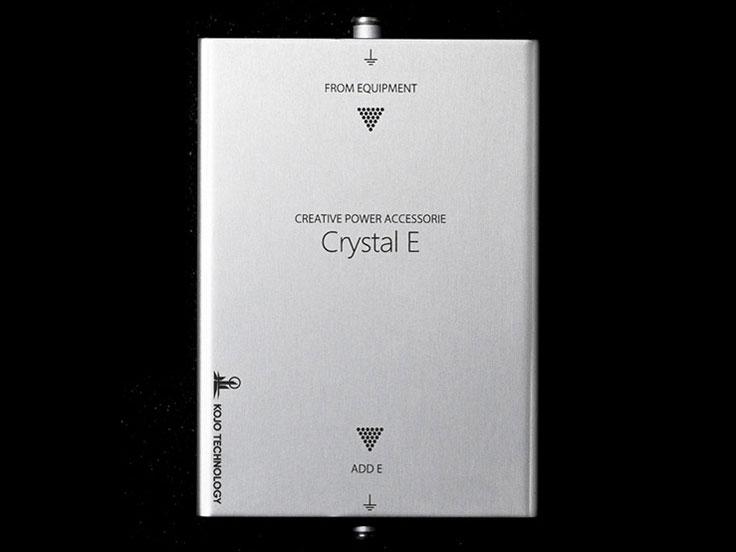 Crystal E