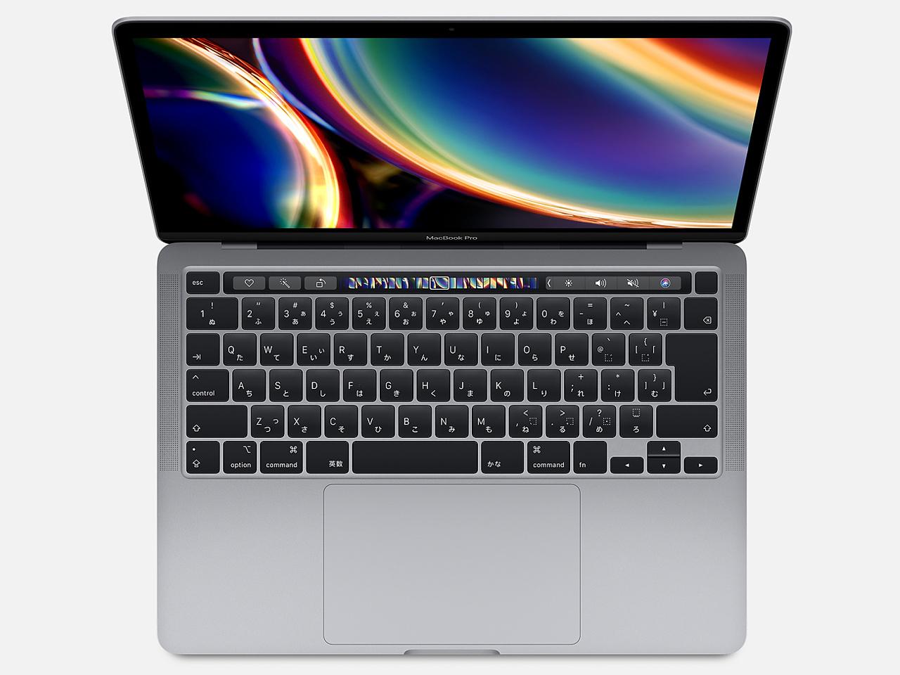 MacBook Pro Retinaディスプレイ 1400/13.3 MXK52J/A [スペースグレイ]