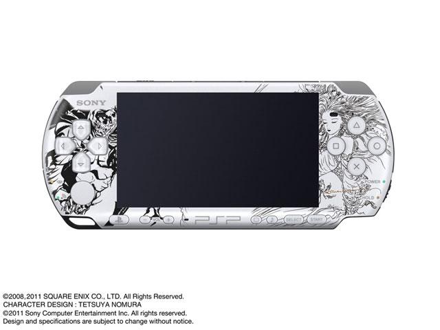 PSP プレイステーション・ポータブル DISSIDIA 012[duodecim] FINAL FANTASY Chaos & Cosmos Limited PSPJ-30022