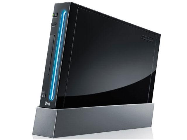 Wii [ウィー] クロ (Wiiリモコンプラス同梱)
