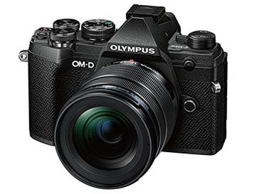 OM-D E-M5 Mark III 12-45mm F4.0 PROキット [ブラック]