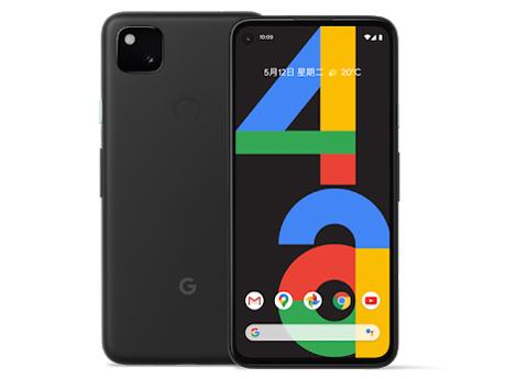 Google Pixel 4a SoftBank