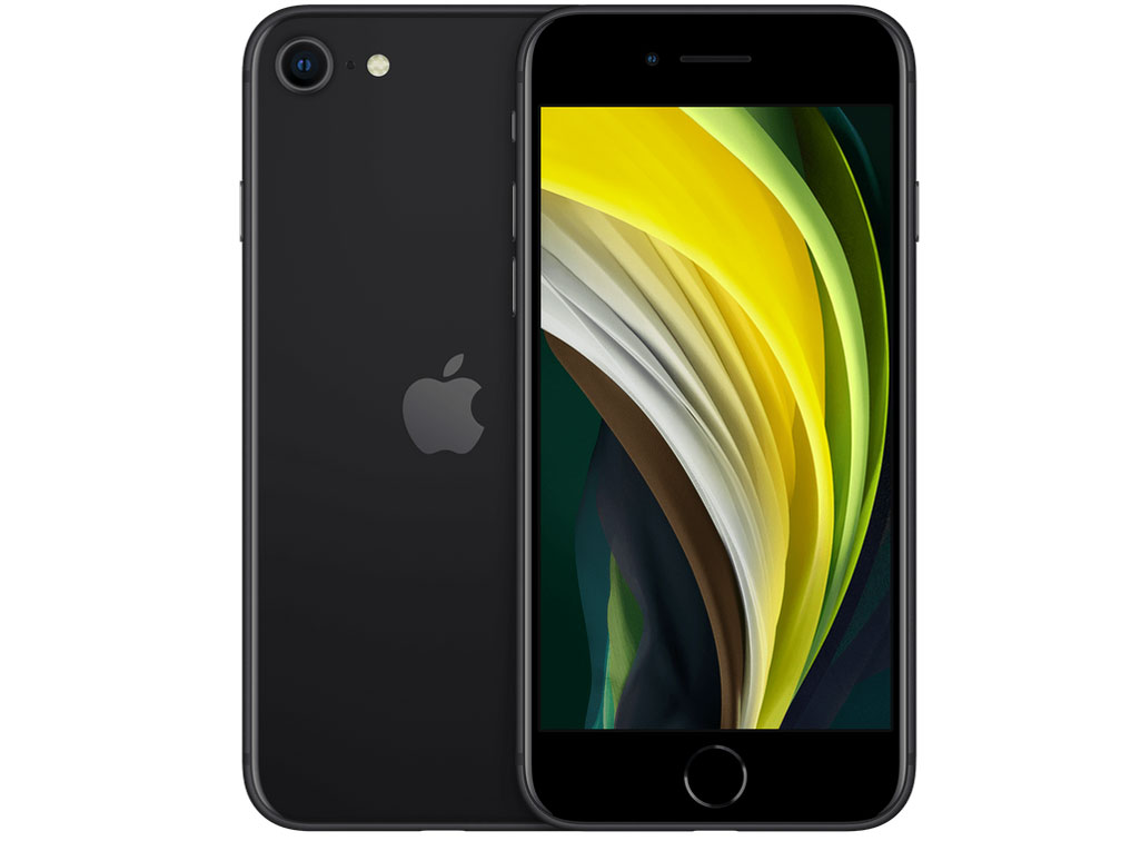 iPhone SE (第2世代) 128GB ワイモバイル [ブラック]