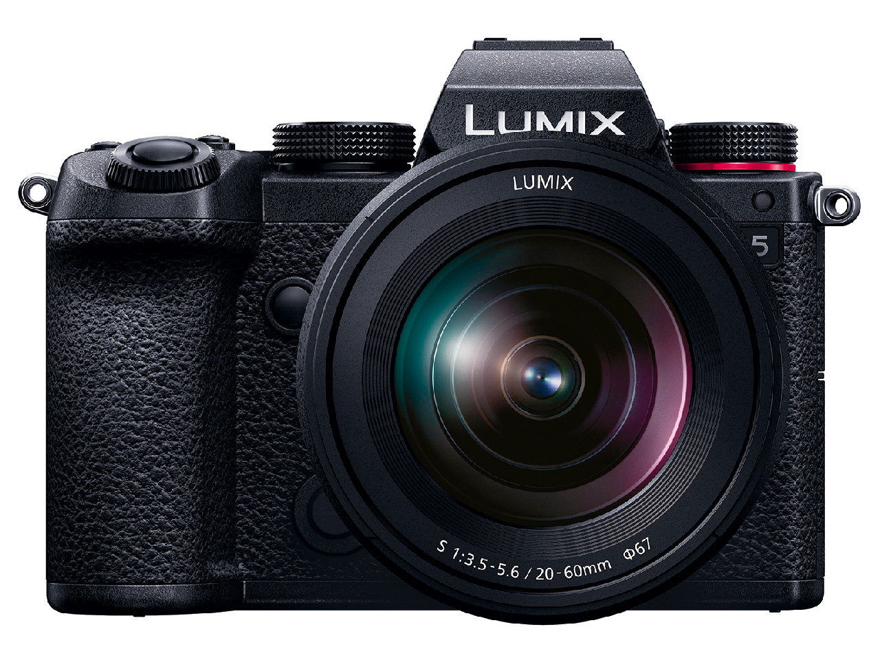 LUMIX DC-S5K 標準ズームKレンズキット