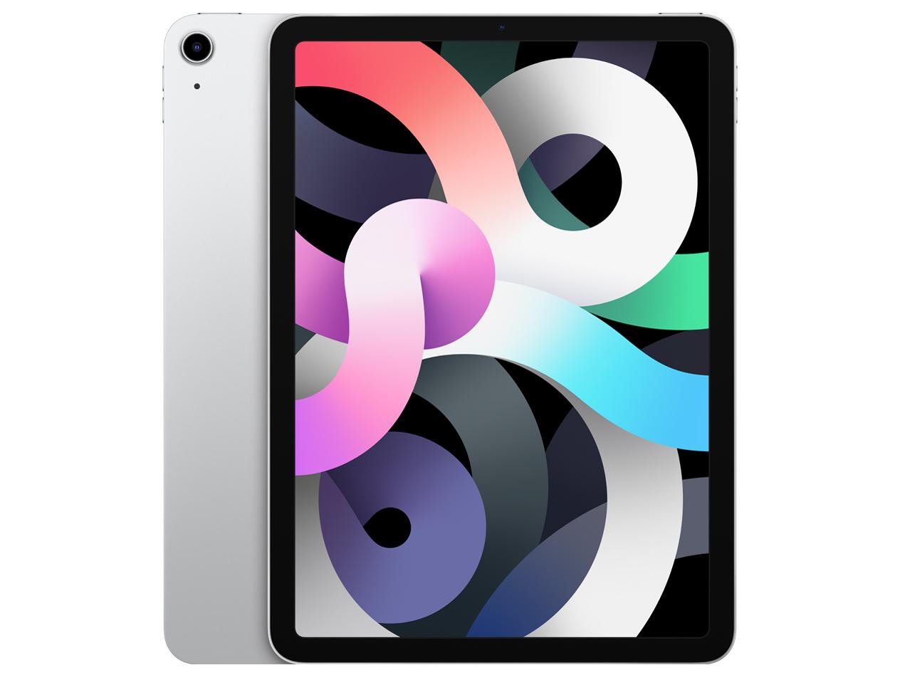 iPad Air 10.9インチ 第4世代 Wi-Fi 64GB 2020年秋モデル MYFN2J/A [シルバー]