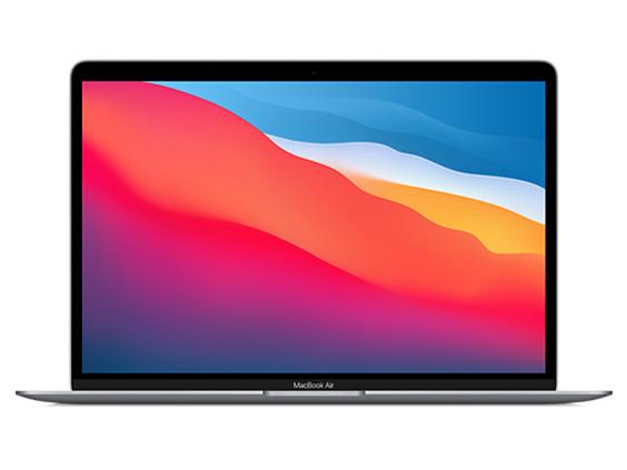MacBook Air Retinaディスプレイ 13.3 MGN73J/A [スペースグレイ]