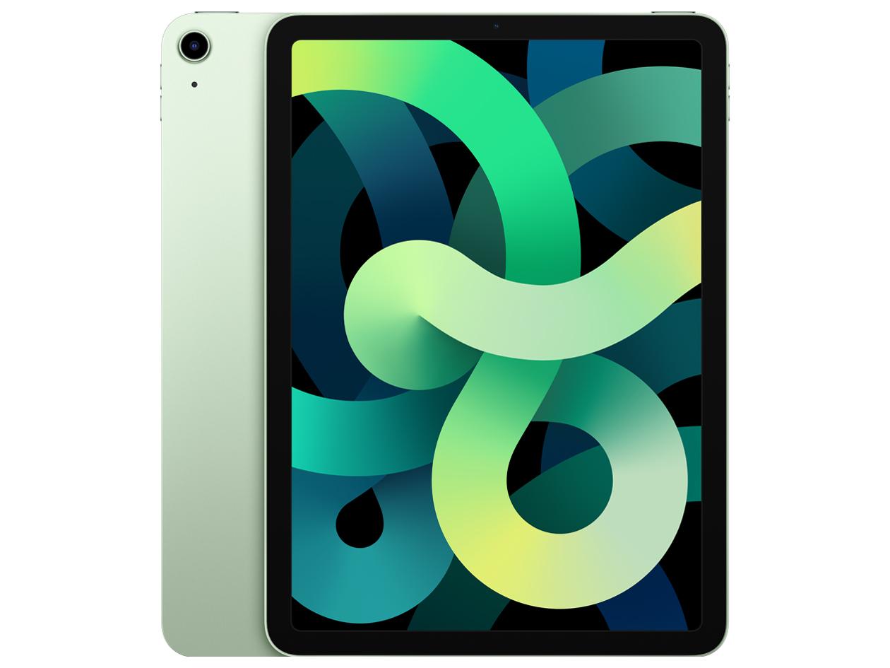 iPad Air 10.9インチ 第4世代 Wi-Fi+Cellular 64GB 2020年秋モデル docomo [グリーン]