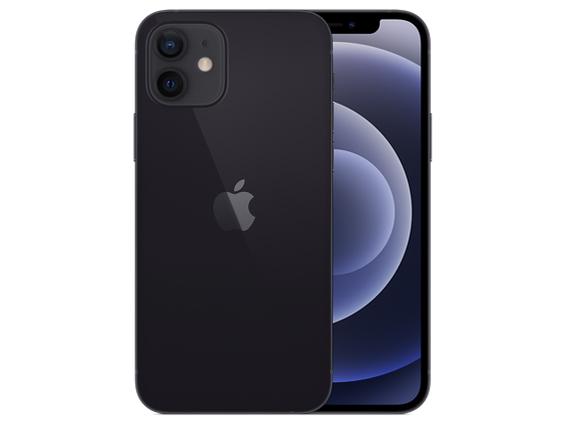 iPhone 12 128GB SIMフリー [ブラック] (SIMフリー)