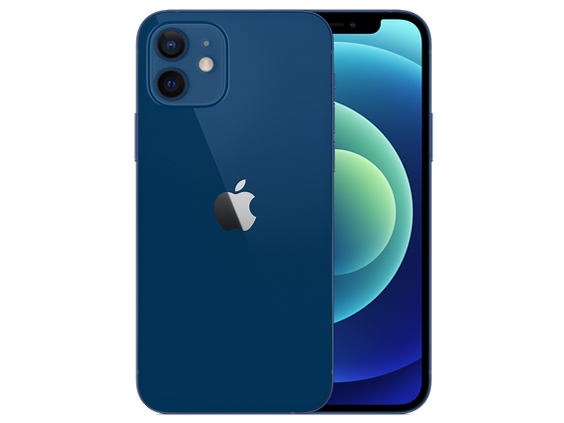 iPhone 12 64GB SIMフリー [ブルー] (SIMフリー)