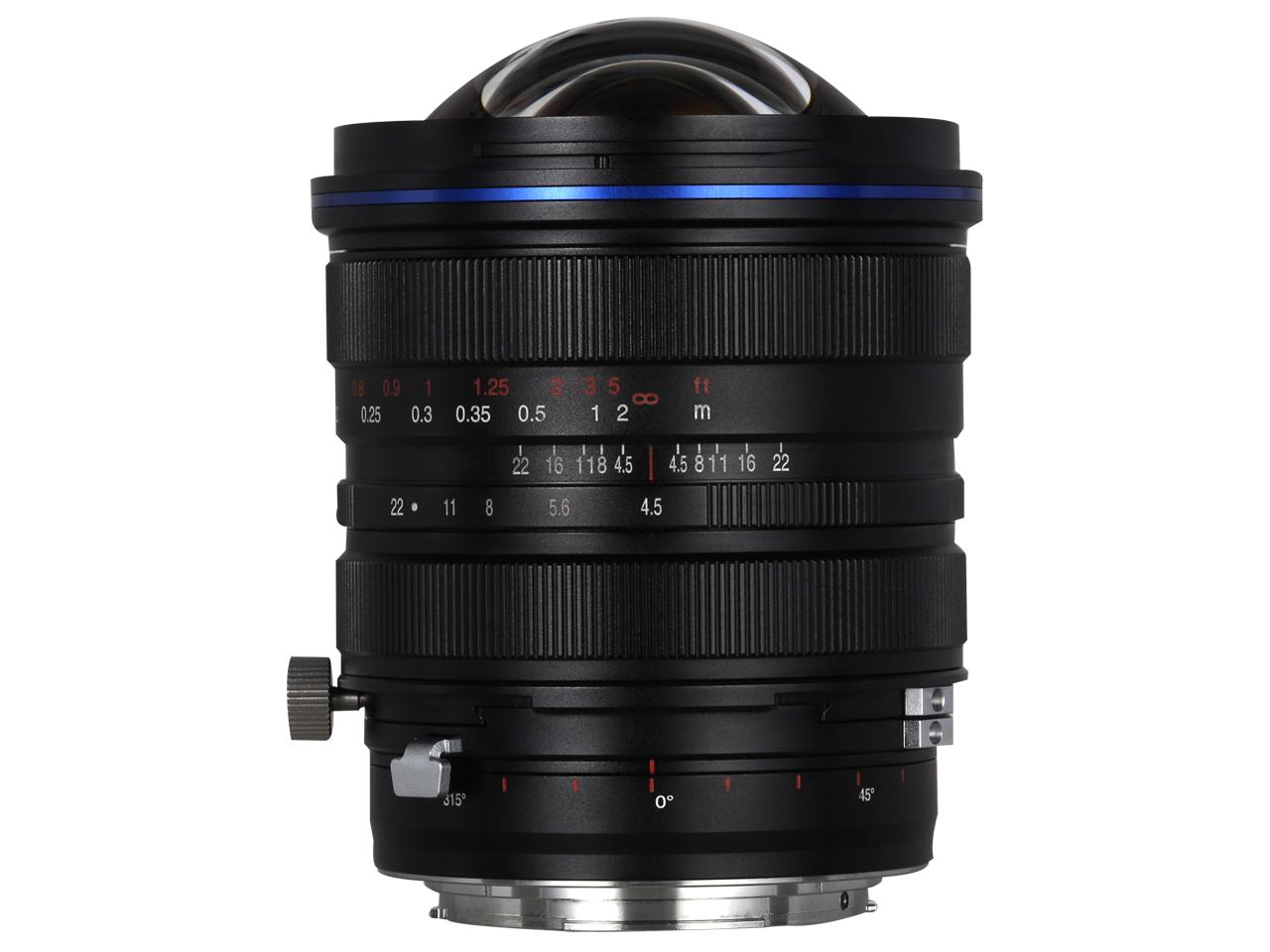 LAOWA 15mm F4.5 Zero-D Shift [キヤノン用]