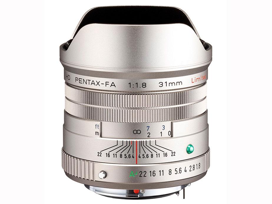 HD PENTAX-FA 31mmF1.8 Limited [シルバー]