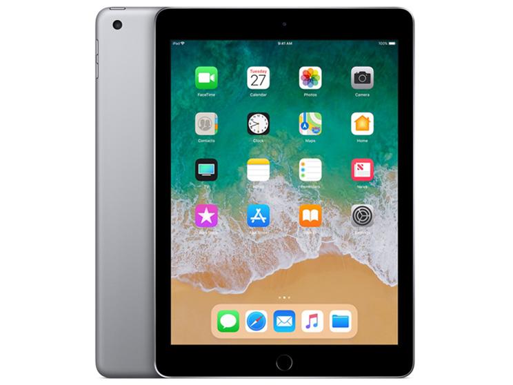 iPad 9.7インチ Wi-Fiモデル 32GB MR7F2J/A [スペースグレイ]