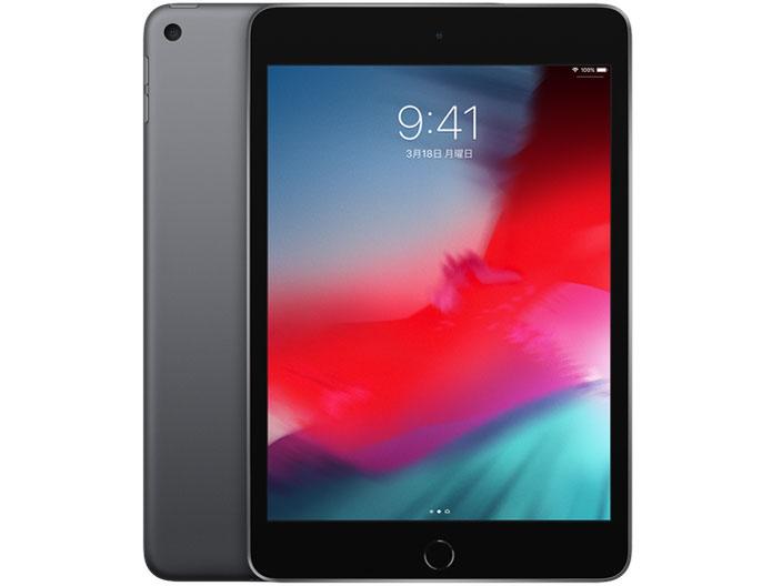 iPad mini 7.9インチ 第5世代 Wi-Fi 256GB 2019年春モデル MUU32J/A [スペースグレイ]