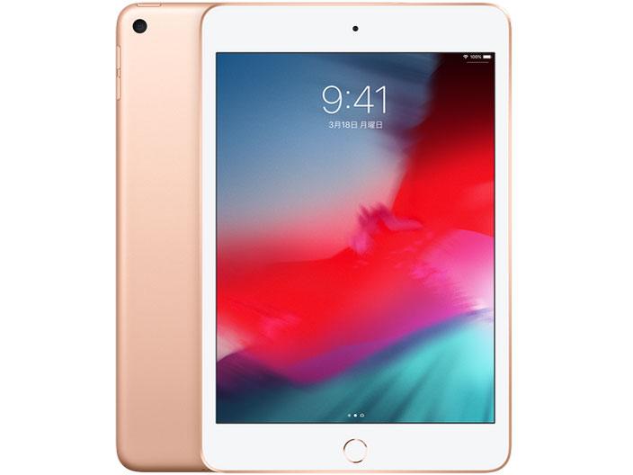 iPad mini 7.9インチ 第5世代 Wi-Fi 256GB 2019年春モデル MUU62J/A [ゴールド]
