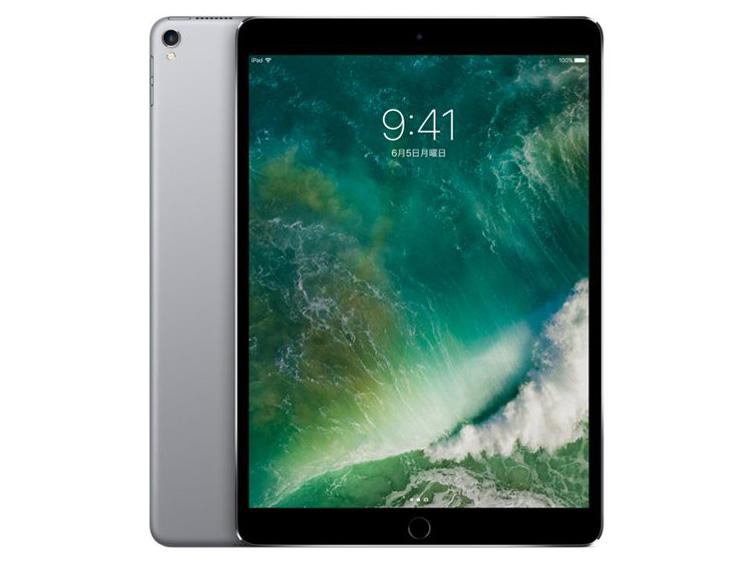 iPad Pro 10.5インチ Wi-Fi 256GB MPDY2J/A [スペースグレイ]