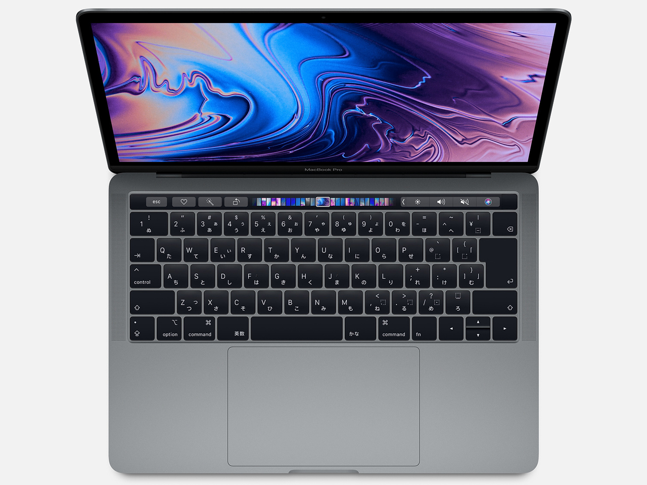 MacBook Pro Retinaディスプレイ 2400/13.3 MV972J/A [スペースグレイ]