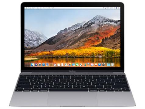 MacBook Retinaディスプレイ 1200/12 MNYF2J/A [スペースグレイ]
