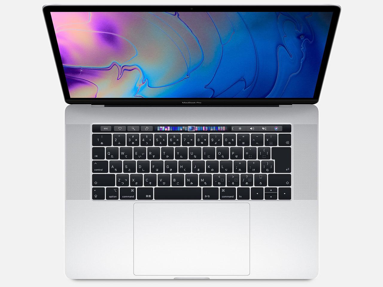 MacBook Pro Retinaディスプレイ 2200/15.4 MR962J/A [シルバー]