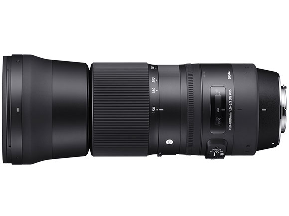 150-600mm F5-6.3 DG OS HSM Contemporary [キヤノン用]