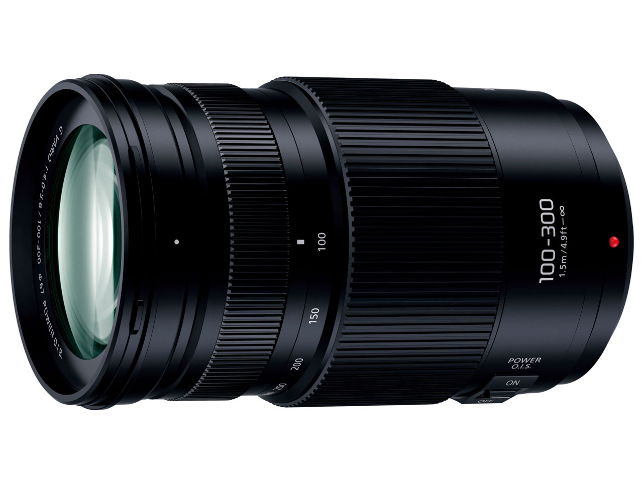LUMIX G VARIO 100-300mm/F4.0-5.6 II/POWER O.I.S. H-FSA100300