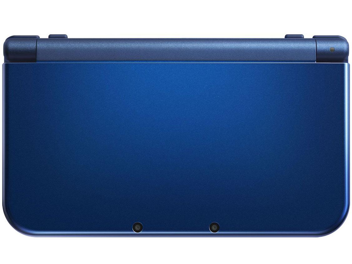 Newニンテンドー3DS LL メタリックブルー
