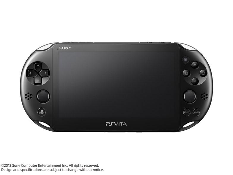 PlayStation Vita (プレイステーション ヴィータ) Wi-Fiモデル PCH-2000 ZA11 [ブラック]