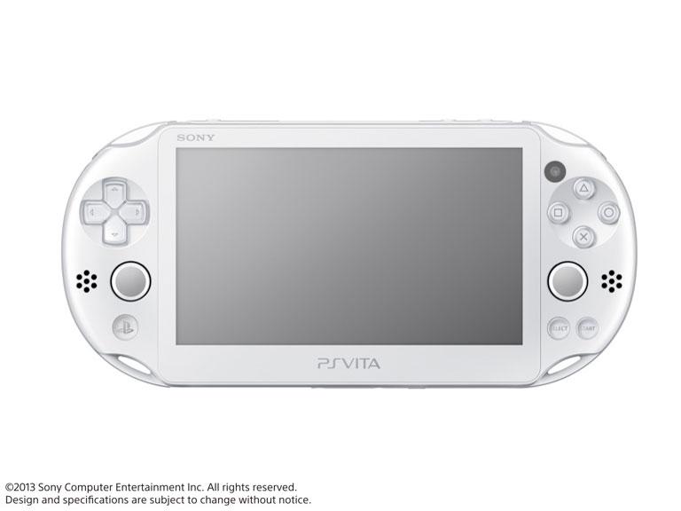 PlayStation Vita (プレイステーション ヴィータ) Wi-Fiモデル PCH-2000 ZA12 [ホワイト]