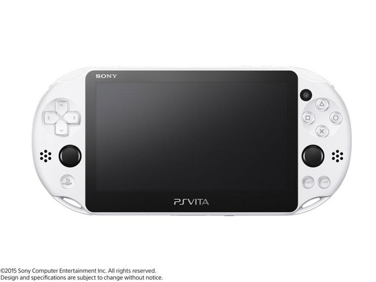PlayStation Vita (プレイステーション ヴィータ) Wi-Fiモデル PCH-2000 ZA22 [グレイシャー・ホワイト]