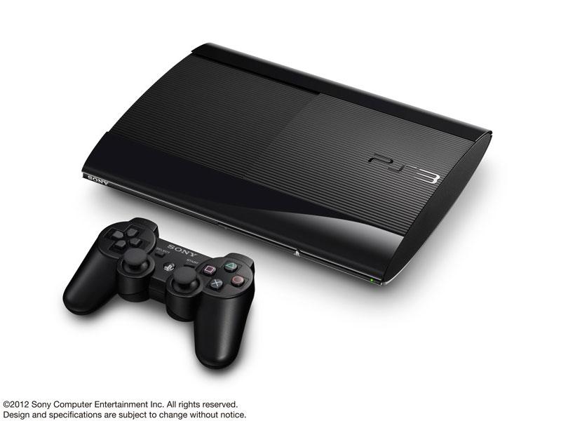 プレイステーション3 HDD 500GB チャコール・ブラック CECH-4300C