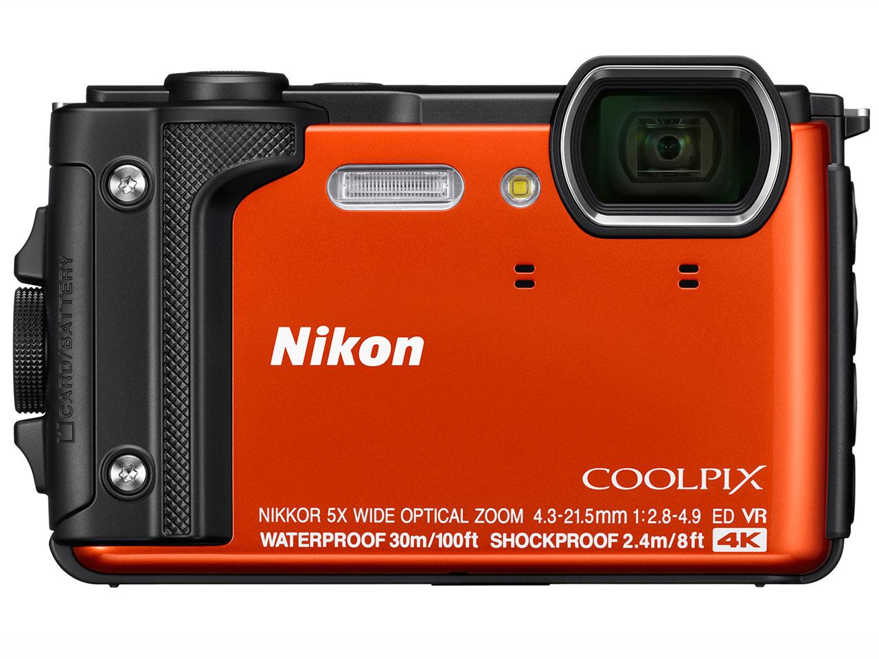 COOLPIX W300 [オレンジ]