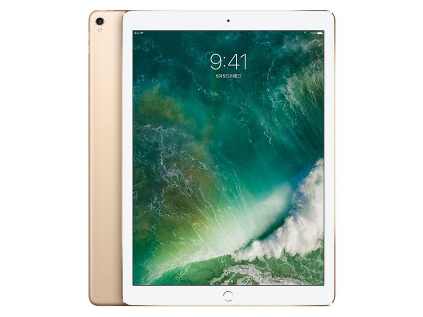 iPad Pro 12.9インチ Wi-Fi 64GB MQDD2J/A [ゴールド]