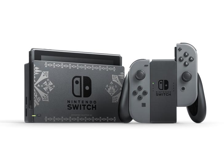モンスターハンターダブルクロス Nintendo Switch Ver. スペシャルパック