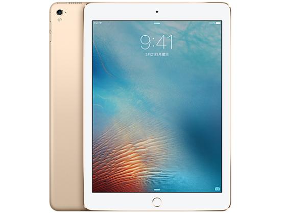 iPad Pro 9.7インチ Wi-Fiモデル 32GB MLMQ2J/A [ゴールド]