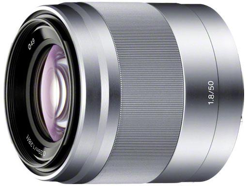 E 50mm F1.8 OSS SEL50F18