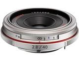 HD PENTAX-DA 40mmF2.8 Limited [シルバー]